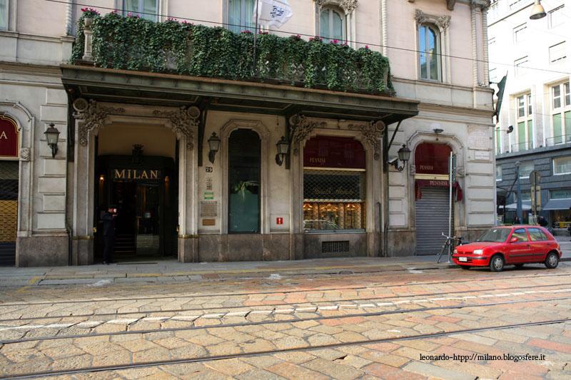 Il grand hotel et de milan verdi a milano for Grand hotel milano